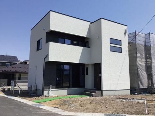 会津若松市材木町ラウンジスタイルモデルハウス販売会