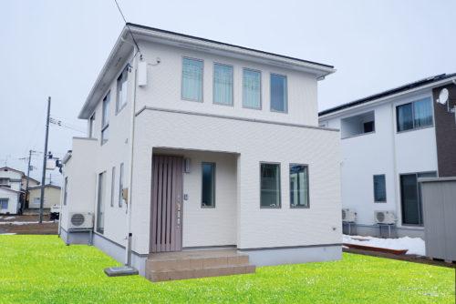 ☆初公開☆【喜多方市花園】モデルハウスが完成しました!!