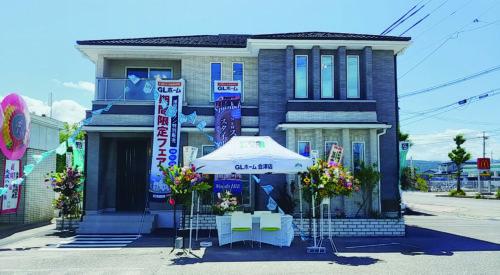 GLホーム喜多方展示場&リフォームショールームがオープンしました!