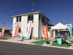 GLホーム先進の安心と快適美の家 モデルハウス販売会